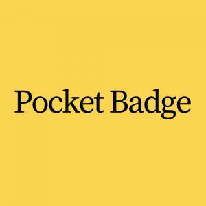 Pocket Badge