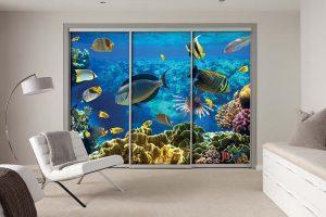 Window Glass UV HD Printing