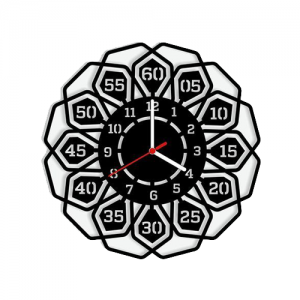 Wall Clock_12-JD Multi